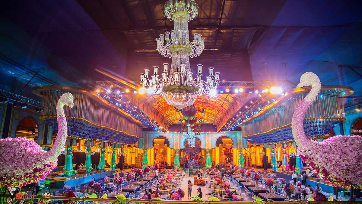 WEDDING destation IN HYDERABAD - Radiance events